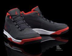 competitive price 7d412 f1414 Jordan Big Fund Viz RST - Anthracite - Varsity Red - Black - White -  SneakerNews.com