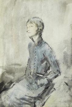 Ambrose McEvoy by Haulk Sven