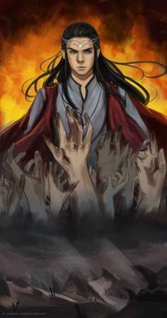 Fëanor - Master of Flames