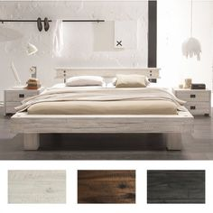 Tiefschlaf-Gefahr – mit dem Factory Bett Festo Ikea Sofa, Lucca, Hemnes, Mattress, House Design, Bed, Festo, Furniture, Vintage Stil