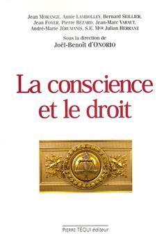 La conscience et le droit Conscience, Toulouse, Law