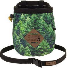 Hippy Tree - Backwoods Chalk Bag - Black