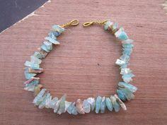 "8"" Full strand ,Genuine AAA Peruvian Opal rough Natural Crystal Raw gemestone  beads, (E0080) by JaiVyavsayBeads on Etsy"