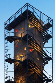 Torre de vigia em Galyateto / NARTARCHITECTS