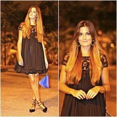 Sheinside Dress, Vade Vivas Bag, Choies Shoes http://marilynsclosetblog.blogspot.com.es/2013/08/the-night-is-dark.html