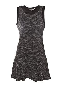 As if Dress in Marble Tweed by Lovers & Friends  #DressScoop #Classic #Tweed #LoversFriends