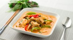 Thai Red Curry on http://chichilicious.com