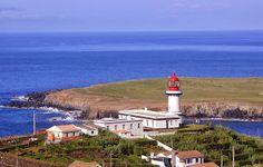 Atlântico Faróis : FAROL DA PONTA DO TOPO, São Jorge - Açores