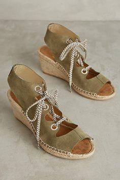72b9d502687c4 Maypol Slingback Espadrilles Shoes Heels Wedges