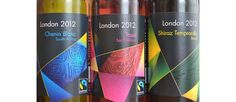 2 of 3 wines at at London Olympic Games in 2012 are from certified Fairtrade wine estate Stellenrust  #SouthAfrica.