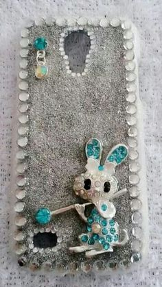Samsung S4 mini Samsung Cases, Cell Phone Cases, Bunny, Ice, Cover, Handmade, Cute Bunny, Hand Made, Phone Case