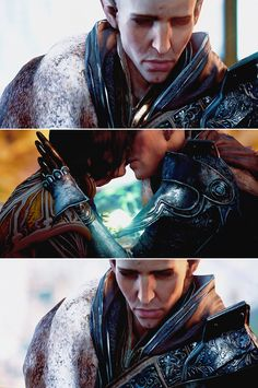 Solas: how small the pain of one man seems when weighed against the endless depths of memory. #dai