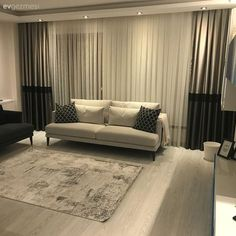 Options for 2019 Long Glass Curtain Models - for . - wohnzimmer einrichten - options for 2019 tall glass curtain models – the - Decor, Bedroom Decor, Curtains Living Room, Living Room Decor Curtains, Bedroom Interior, Home, Minimalist Home, Home Decor, Modern Style Decor