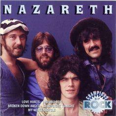 Третий альбом группы, RazAmaNaz, выходит в мае 1973 года. С выходом этой пластинки наступил переломный момент в творчестве Nazareth, группа обретает популярность в Европе и Японии, в британских хит-парадах альбом занял 11-е место. Композиции «RazAmaNaz», «Broken Down Angel», «Bad Bad Boy» становятся хитами и исполняются группой на гастролях. К Nazareth приходит коммерческий успех[4].