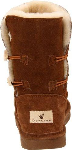 Abigail Hickory Bear Paw Boots Adult Women Size 6 7 8 9 10 11 | eBay