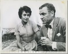 1960 Sir Laurence Olivier and Joan Plowright