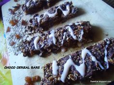 healthy recipes, quick and easy recipes and crafts, Cereal Bars, Easy Recipes, Healthy Recipes, Quick Easy Meals, Brunch, Eat, Cooking, Breakfast, Desserts