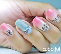 Nailpolis Museum of Nail Art | Leopard  by Cubbiful