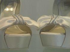 #scarpe #look #sposa