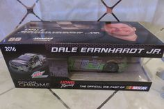 2016 DALE EARNHARDT JR #88 MOUNTAIN DEW COLOR CHROME 1/24 NEW 1 of 96 Only…