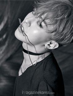 2015.07, Harper's Bazaar, BIGBANG, G-Dragon
