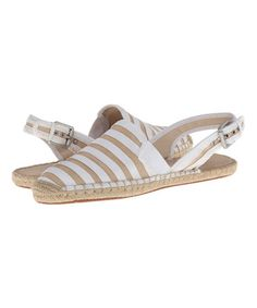 This White Willa Espadrille by Franco Sarto is perfect! #zulilyfinds