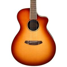 #Guitars #Musical Breedlove Limited Edition Concert Acoustic-Electric Guitar Gloss Sunburst #Christmas #Gifts