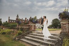 The Elvetham Wedding Gardens Bride & Groom Photographer Portfolio, Wedding Gallery, Portrait Photographers, Bride Groom, White Dress, Gardens, Wedding Photography, Dresses, Fashion