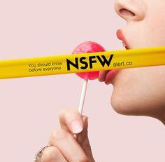nsfwalert.co - o encurtador para links NSFW, inapropriados para o ambiente de trabalho - Blue Bus
