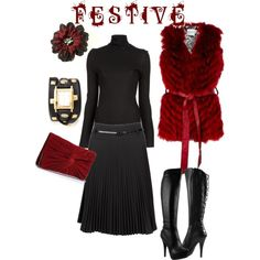 """""""Merry Christmas"""" by aaronjillthomas on Polyvore"""
