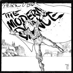 Pere Ubu - The Modern Dance at Discogs