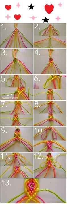 Como hacer pulseras