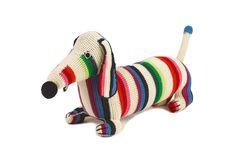 Anne Claire Petit crochet dachsund. Love it!