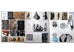 Year 13 folio 2015 Printmaking, Photo Wall, Boards, Frame, Ideas, Decor, Planks, Picture Frame, Photograph