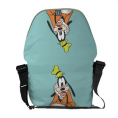 Goofy Hand on Chin Courier Bags Goofy Pictures, Goofy Pics, Pack Your Bags, Disney Jewelry, Disney Merchandise, Cute Bags, Fancy Pants, Beautiful Bags, Disney Fun