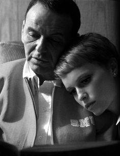 Sinatra and Farrow