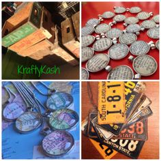 Patina Market...May 10th from 10-4pm at Simply Bungalow 2295 S. 48th St. Lincoln, NE Vendor: KraftyKash