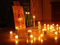 Taize Prayer Catholic | View Flyer