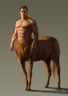 Centaur by amnakin