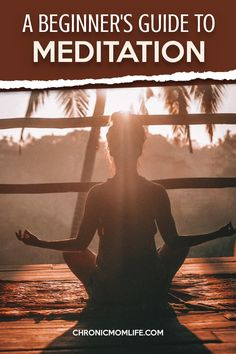 Easy meditation tips for beginners. Meditation is one of the best ways to reduce stress and practice mindful selfcare during difficult times like social isolation. Easy Meditation, Meditation For Beginners, Mindfulness Meditation, Guided Meditation, Christian Meditation, Level Of Awareness, Ways To Reduce Stress, Special Needs Mom, Live In The Present