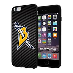 "Buffalo Sabres Carbon Fiber Design #1753 iPhone 6 Plus (5.5"") I6+ Case Protection Scratch Proof Soft Case Cover Protector SURIYAN http://www.amazon.com/dp/B00X4MH39W/ref=cm_sw_r_pi_dp_Psiwvb1KKW8EY"