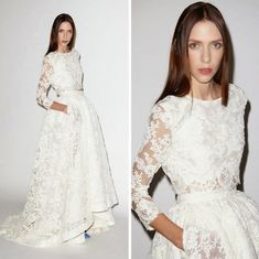 Ashlee Simpson's Wedding Dress by Houghton Bride! — The Dress Theory