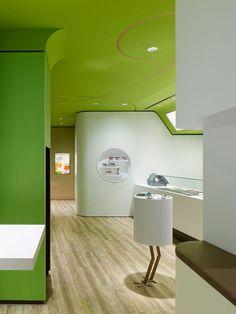Wienerwald restaurant by Ippolito Fleitz Group, Munich hotels and restaurants