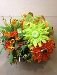 Bright Spring wreath!!