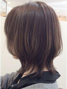 Hair Cut Pic, Hair Cuts, Short Mullet, Medium Hair Styles, Long Hair Styles, Shot Hair Styles, Asian Hair, Aesthetic Photo, Hair Inspo