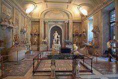 Sala de los Animales de los Museos Vaticanos by TerePedro, via Flickr