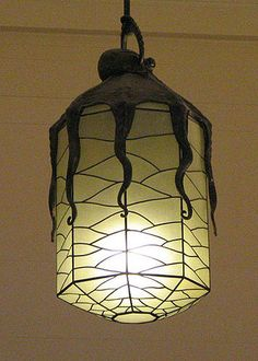 Octopus lamp-so cool!