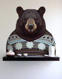 Zoo Portraits: Bear
