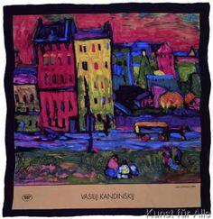 Wassily Kandinsky - Case a Monaco