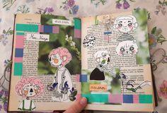 Sketchbook.Mme Nuage